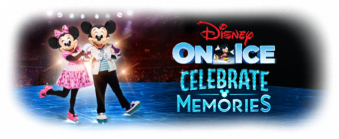 Disney On Ice: Celebrate Memories at Budweiser Events Center