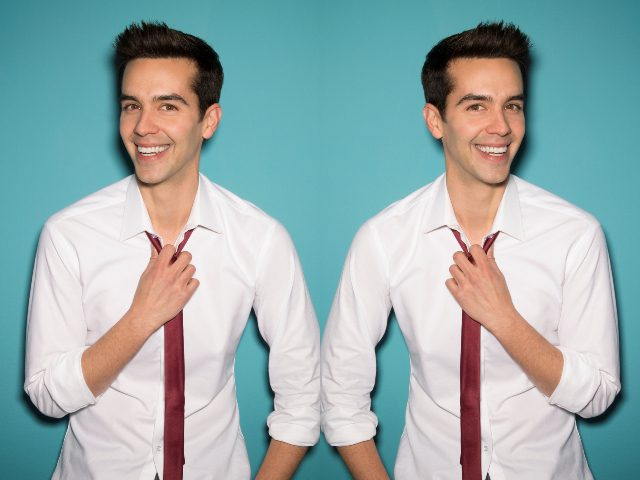 Michael Carbonaro at Budweiser Events Center