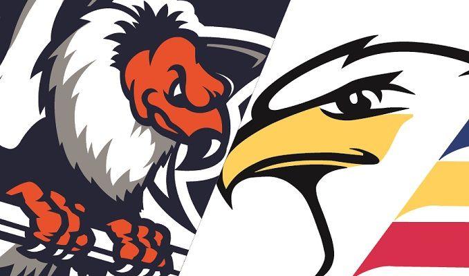 Colorado Eagles vs. San Diego Gulls [CANCELLED] at Budweiser Events Center