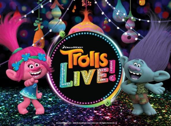 Trolls Live! [CANCELLED] at Budweiser Events Center